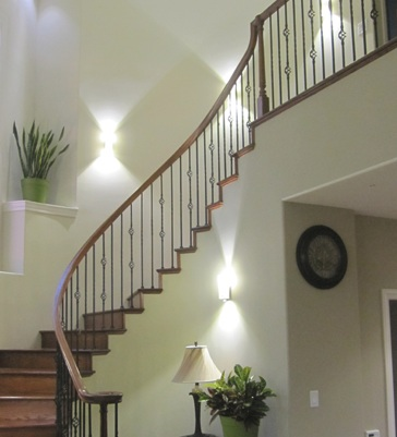Residential Led Wall Sconces : Wall sconce lights : Sunlite Shop for LED Flashlights and other LED lights, Sunlite LED ...