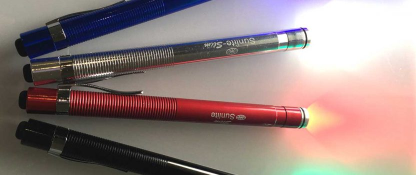 Maintenance of Sunlite's Slim 3-Watt Penlight