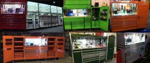Tool Storage Light KEWLED Series