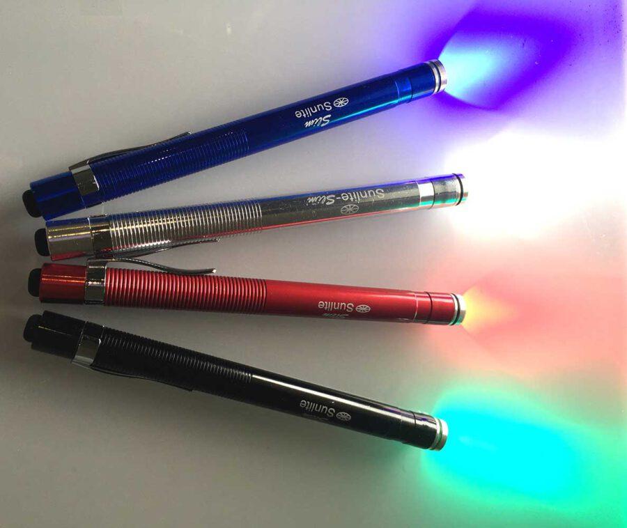 Maintenance of Sunlite's Slim 3-Watt Penlight